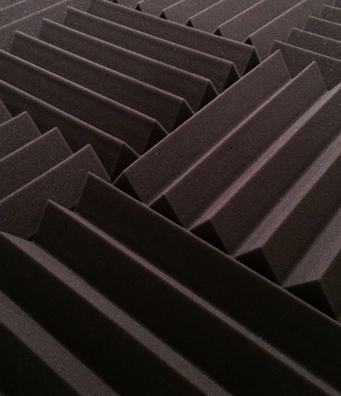 Sound Proof Foam Recording Studio Equipment Acoustic Foam For Record Room Or Recording Studio
