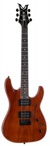 Dean Vendetta XMT Electric Guitar, Satin Natural with Rosewood Fingerboard and DMT Pickups