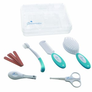 Dreambaby 10 Piece Essential Grooming Kit, Aqua