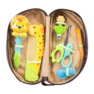 Sassy Jungle Theme Grooming Set, 11 Count