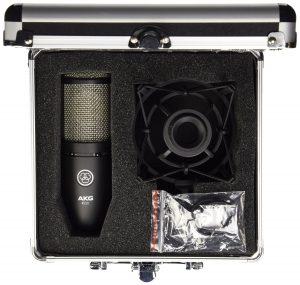 AKG P220 Vocal Condenser Microphone