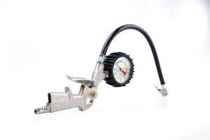 Annic Premium Car Tire Inflator Pressure Gauge Maximum 220 PSI