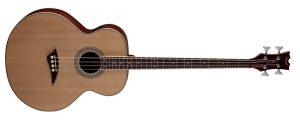 Dean EAB Acoustic-Electric Bass Guitar - Natural