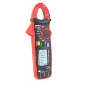 Docooler Uni-T UT210E True RMS ACDC Current Mini Clamp Meters w Capacitance Tester