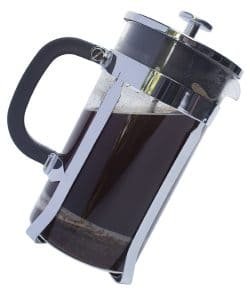 French Press Coffee, Coffee Maker, Tea Maker, 34oz, 8 Cup Best Coffee Press, Double Filter System, Stainless Steel - Pyora