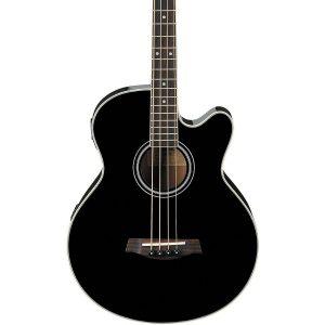 Ibanez AEB5EBK Acoustic Electric Bass Guitar