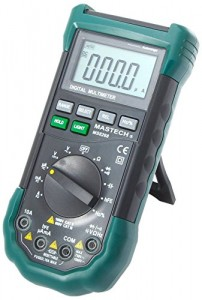 Mastech MS8268 MS8261 Series Digital ACDC AutoManual Range Digital Multimeter