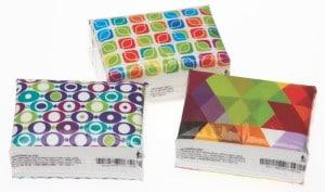 Medline Industries NON245273 Facial Tissue Pocket Packs (Pack of 100)