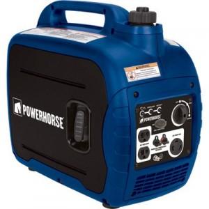 Powerhorse Portable Inverter Generator - 2,000 Surge Watts, 1,600 Rated Watts, CARB-Compliant