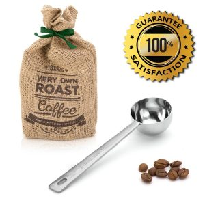 Top 10 Best Coffee Scoops In 2020 Review
