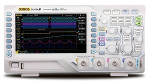 Rigol DS1054Z Digital Oscilloscopes - Bandwidth 50 Mhz, Channels 4, Sampling Rate 1 GSS