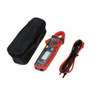 Signstek UNI-T UT210E Handheld RMS ACDC Mini Digital Clamp Meter Resistance Capacitance Tester