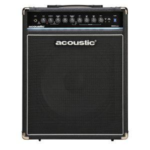 Acoustic B100mkII 100W Bass Combo Amp Black