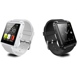 Bluetooth Smart Watch WristWatch U8 UWatch Fit for Smartphones IOS Apple iphone 44S55C5S Android Samsung S2S3S4Note 2Note 3 HTC Sony Blackberry