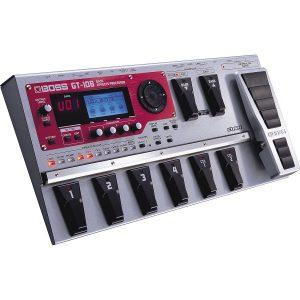 Boss GT-10B Bass Multi-Effects Pedal