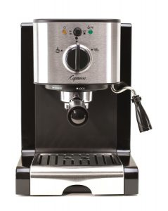 Capresso EC100 Pump Espresso and Cappuccino Machine