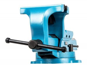 Capri Tools 10515 Ultimate Grip Forged Steel Bench Vise