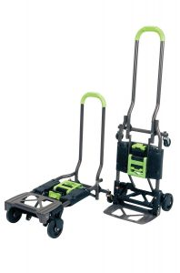 Cosco Shifter Multi-Position Heavy Duty Folding Hand Truck and Dolly