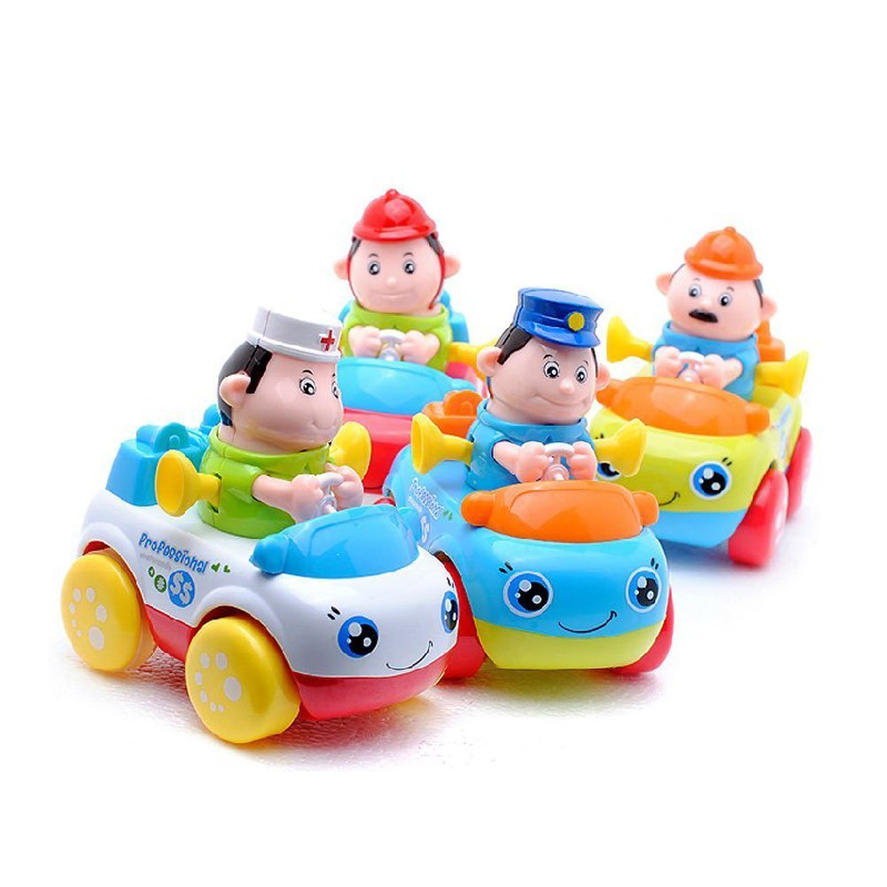Best Pull Toys For Kids : Top best pull back vehicles