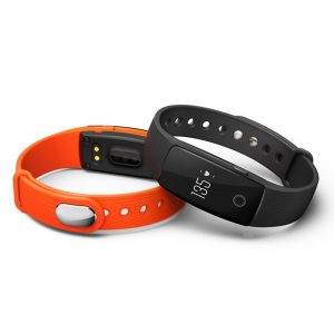 Fitness Tracker N&S® Hot New Release waterproof Smart Wristbands Activity Tracker Sleeping monitor Heart rate monitor Remote shoot with Multi-Functions work for Android and IOS