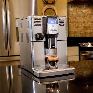 Gaggia RI8762 Anima Prestige Super Automatic Espresso Machine, Silver