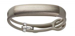 Jawbone UP2 Lightweight Thin Strap Fitness Tracker - Oat
