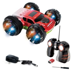 KidiRace 360 Degree Spinning Double Sided Remote Control Car
