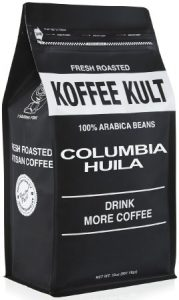 Koffee Kult Coffee Beans Colombian Huila - Highest Quality