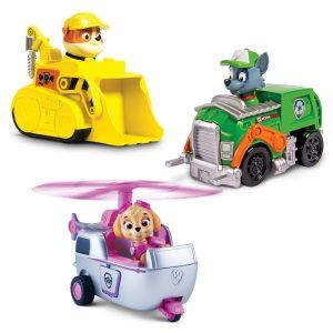 Paw Patrol Racers 3-Pack Vehicle Set