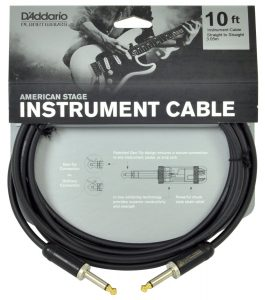 Planet Waves American Stage Guitar and Instrument Cable