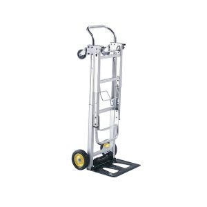 Safco Products 4050 Hide-Away Convertible Utility Hand Truck