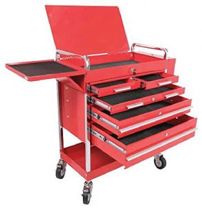 Top 10 Best Service Carts 2020 Review