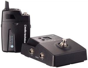 Audio-Technica System 10 ATW-1501 Stompbox Digital Guitar Wireless System