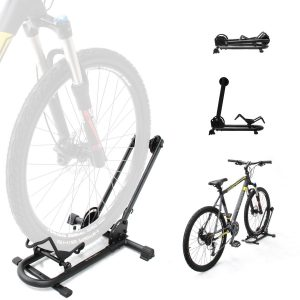 BIKEHAND Bike Floor Parking Rack Storage Stand Bicycle