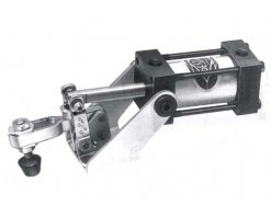 DE STA CO 807-U Pneumatic Hold Down Action Clamp U Bar 350lbs Hold Capacity