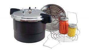Granite Ware 0730-2 Pressure CannerCookerSteamer