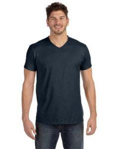 Hanes Men`s Nano-T V-Neck T-Shirt