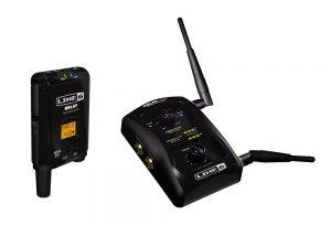 Line 6 Relay G50 Wireless Guitar System Wired Tone, Wireless Freedom