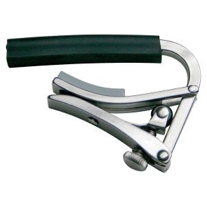 Shubb GC-30T Deluxe 12 String Guitar Capo - Stainless Steel