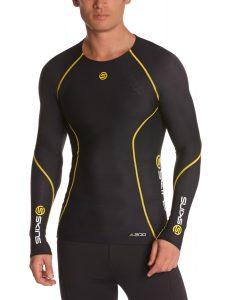 Skins A200 Men's Long Sleeve Compression Top