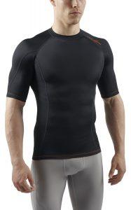 Sub Sports Men's Sub Rx Sports Graduated Compression Baselayer Top Short Sleeve