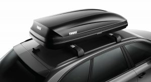 Thule Pulse Cargo Box, Black