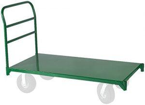 Wesco Industrial Products 272267 12 Gauge Steel Platform Truck