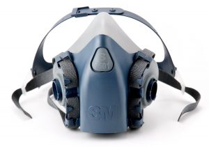 3M Half Facepiece Reusable Respirator 750137081(AAD), Respiratory Protection, Small