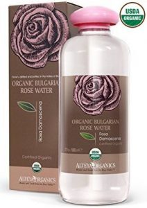 Alteya Organics USDA Organic Bulgarian Rose Water