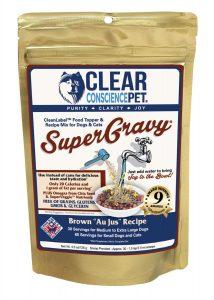 Clear Conscience Pet SuperGravy Pet Food Supplement