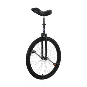 Club 26 Inch Freestyle Unicycle - Black