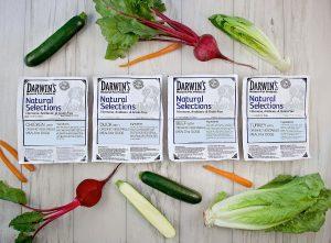 Darwin's Natural Pet Products - Natural Selections Raw Dog Food - 8 lbs. Variety Pack