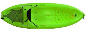 Emotion Spitfire Sit on Top Kayak, 8 Feet