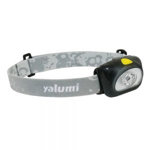 Enhanced Compact LED Headlamp yalumi 105 Lumens Spark Dual